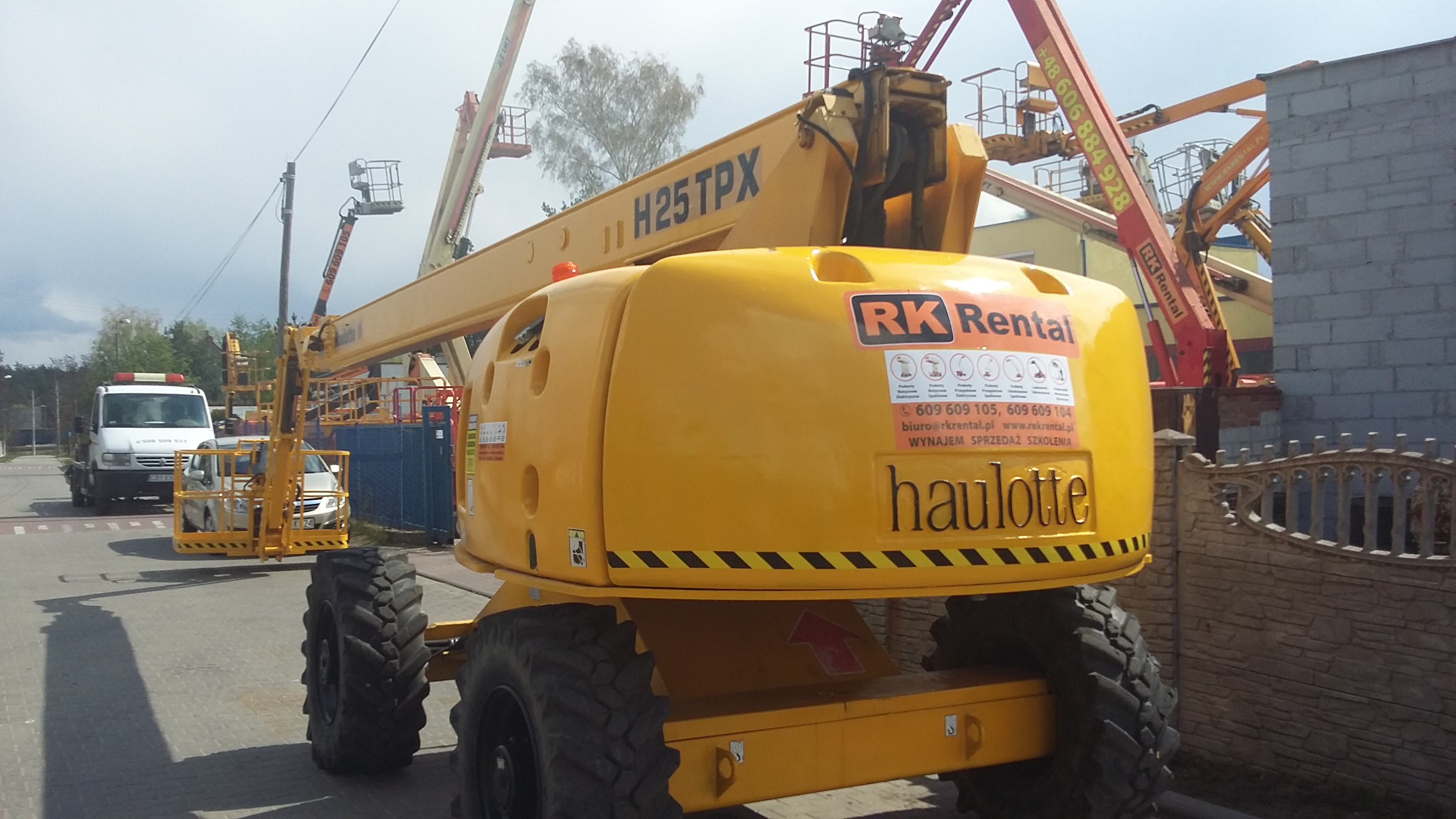 Haulotte H25 TPX